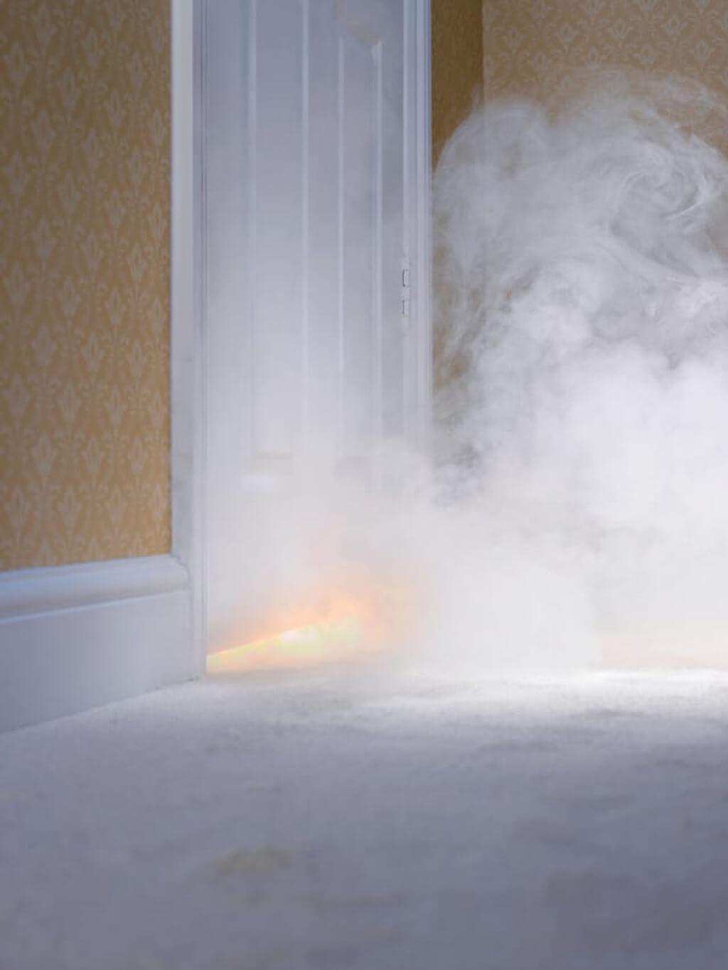 Priešgaisrinė sauga ir dūmų šalinimas
