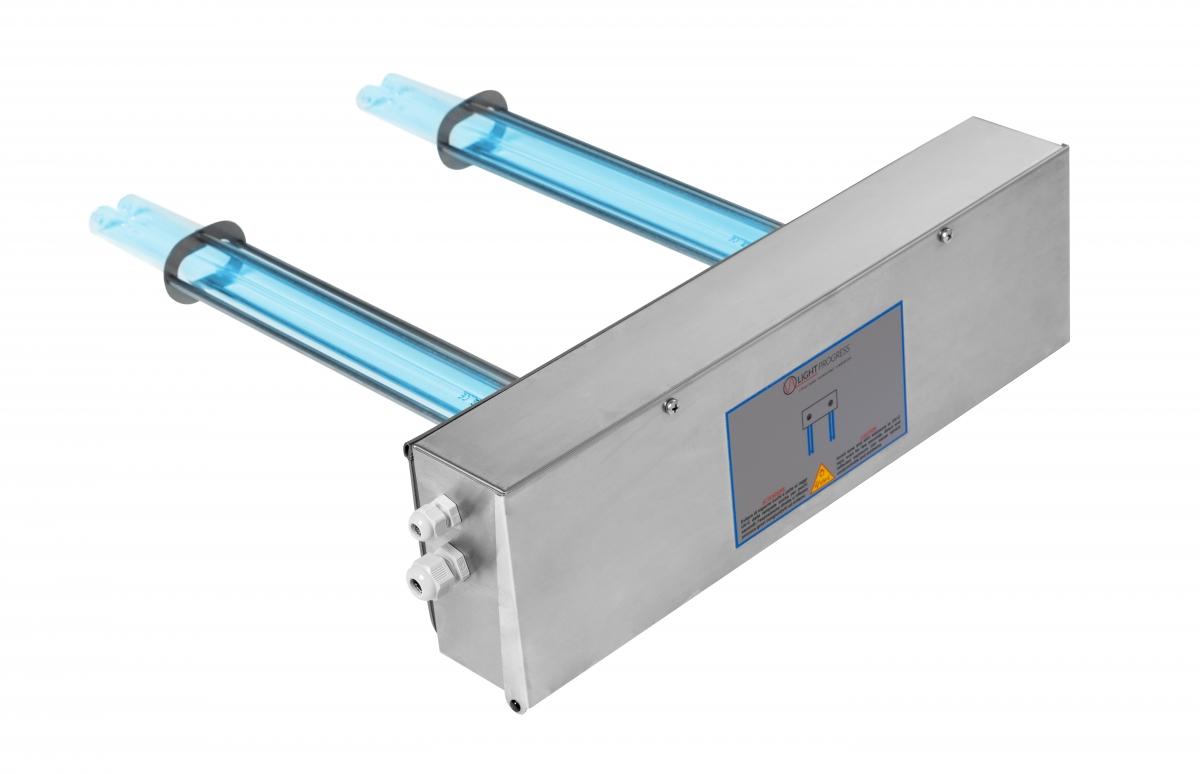 UV-C lempos (trumpos) ortakių dezinfekcijai